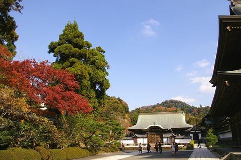 Kenchojikaramon091201