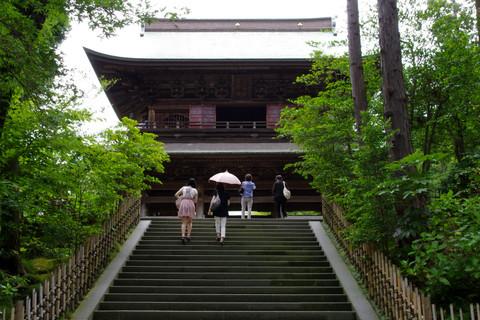 Engakujisanmon120618
